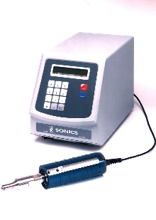 Ultrasonic Welder is designed for thermoplastics industry.