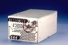 Power Supplies provide 600 W and meet FCC standards.