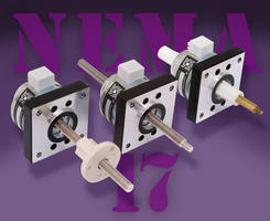 Linear Actuator is designed to replace existing size 17 units.