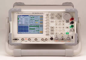 Radio Test Set supports P25 Phase II TDMA test functions