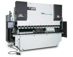Hydraulic Press Brakes are offered in 350-700 ton models.