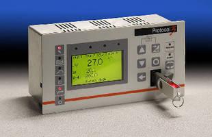Temperature and Process Controller facilitates oven operation.