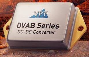 DC-DC Converter provides zero cross regulation error.