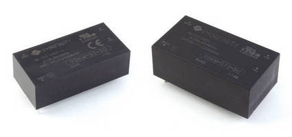 Encapsulated Power Supplies serve diverse medical applications.