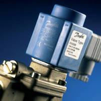 Solenoid Valves meet steam process needs.