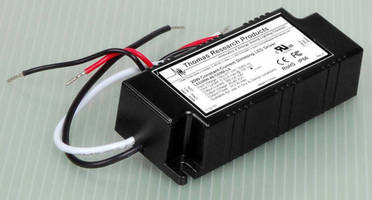 Line Voltage Dimmable LED Drivers can be used in wet locations.