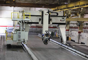 Fiber Placement System handles wind energy and aerospace parts.