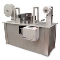 Modular Punch Station operates at 400 cycles/min.