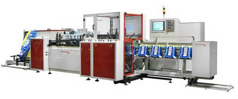 Bag Making Machine delivers precise, high-speed operation.