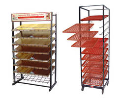 Display Racks by Salco Engineering and Manufacturing