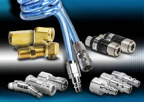 AutomationDirect Expands Tubing and Fittings Offering in Pneumatics Line