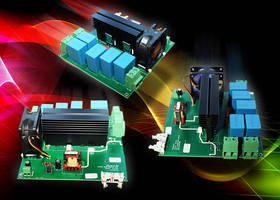 Evaluation Board is offered for cascode half-bridge SiC JFETs.