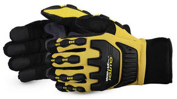 Work Gloves deliver impact and cut resistance.