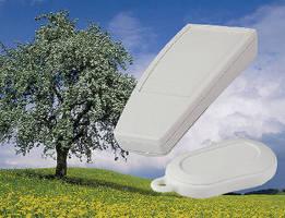 Design-Oriented Enclosures utilize bioplastic material.