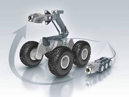 With New Bolt-on Carriage, ROVVER X(TM) Crawler Inspects Widest Range of Pipe Sizes