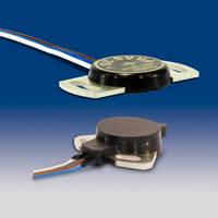 Rotary Position Sensor features external magnet .