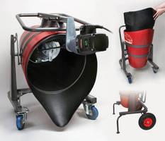 Portable Mixing Station handles diverse construction compounds.
