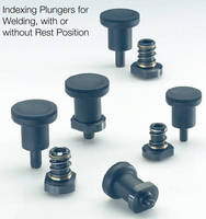 Indexing Plungers are specifically designed for welding.