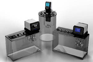 Viscosity Baths support ASTM D-445 testing.