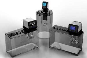 Viscosity Baths support ASTM D-445 testing.