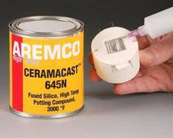 Ceramic Compound is suited for high-temperature heaters.