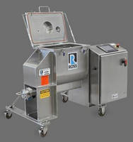 Laboratory Ribbon/Paddle Blender delivers gentle mixing.