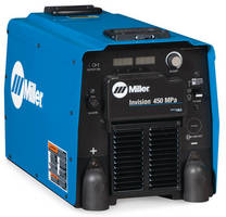 MIG/Pulsed MIG Welding Inverter offers advanced arc control.