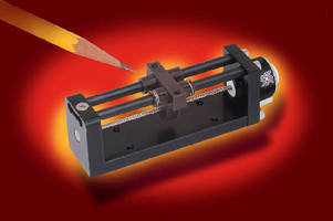 Microslide Linear Actuator suits pipetting applications.