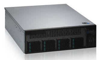 NEBS-Compliant, 3U Server covers storage, networking functions.