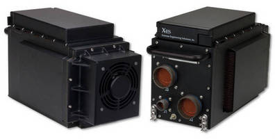 ATR System for Military Applications offers configurable I/O.