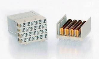 Daughtercard Connector boosts performance up to 20 Gbps.
