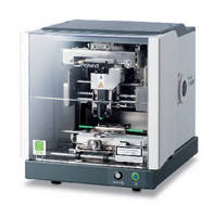 Impact Printer marks medical devices with barcodes.