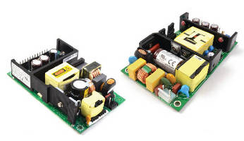 Medical Power Supplies range from 80-120 W.