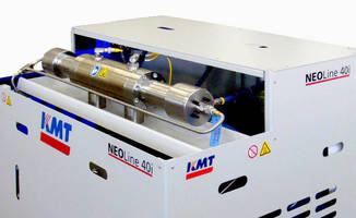 Water Jet Cutting System to Make UK Debut