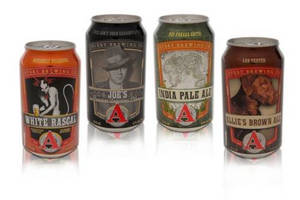 Ball Provides Avery Brewing Company with 360-Degree Graphic Can Solution