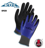 Fully Nitrile-Coated Gloves feature 2-coating protection.