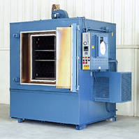 Inert Atmosphere Cabinet Oven features 1,250°F rating.