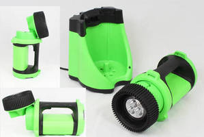 LED Rechargeable Lantern has intrinsically safe design.