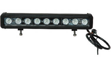 LED Light Bar complies with Mil-Spec 461.