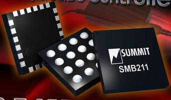 Programmable Buck Regulator ICs deliver high-efficiency power.