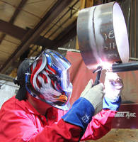 Auto-Darkening Welding Helmet features 4 sensors and low-amp performance.