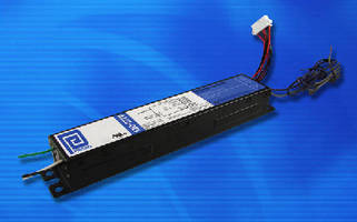 AC-DC LED Driver offers 0-10 V dimming capability.
