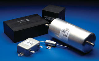 DC Link Power Film Capacitors are engineered for reliability.