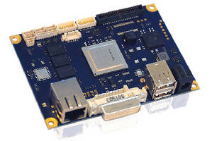 Pico-ITX Motherboard targets video-centric applications.