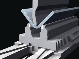 CNC Adjustable Vee Die is designed for press brakes.