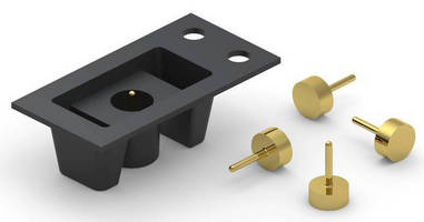 Surface Mount Pin comes in tape and reel or bulk packaging.