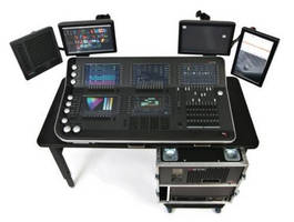 Lighting Control Consoles offer software-based programming.