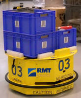 Mobile Robot offers advanced audio features to enhance safety.