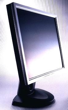 Flat Panel Displays offer narrow 18.6 mm bezel.