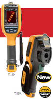 Announcing NEW Fluke® Advanced Thermal Imagers from Davis Instruments